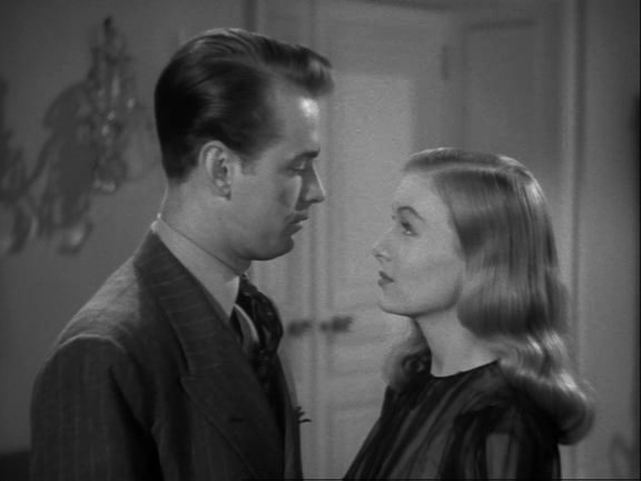 Alan Ladd, Veronica Lake - The Glass Key (1942)