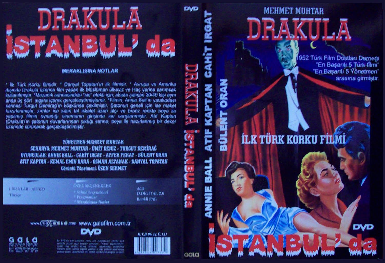 Drakula İstanbul'da (1953) DVD