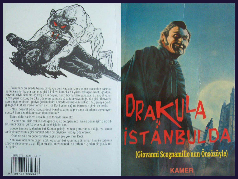 Drakula İstanbul'da Kitap - Ali Rıza Seyfi