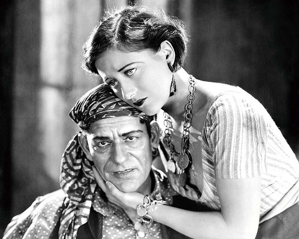 Lon Chaney, Joan Crawford - The Unknown (1927)