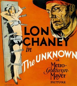 The Unknown (1927)
