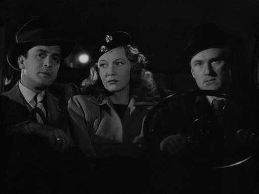 Edward Norris, Jean Gillie, Herbert Rudley - Decoy (1946)