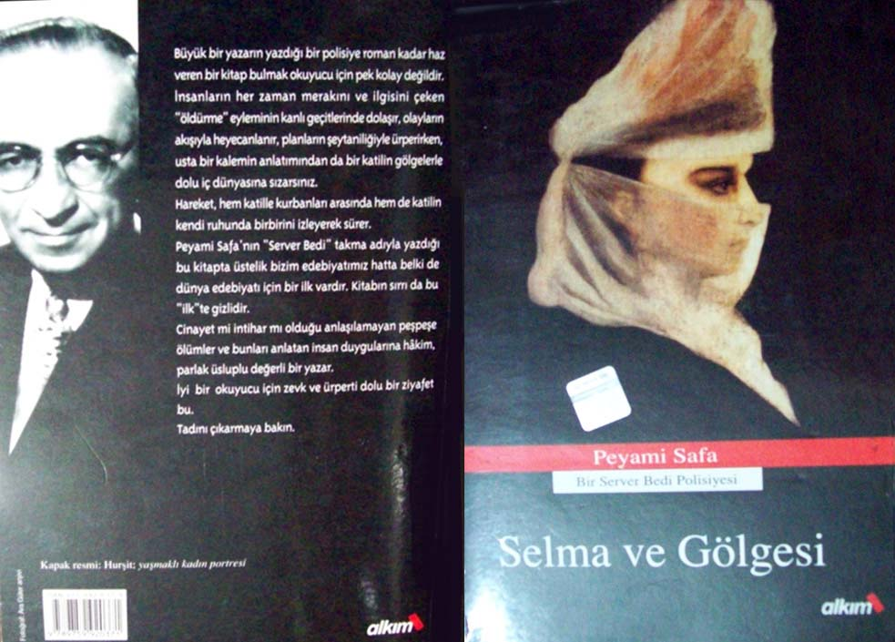 Selma ve Gölgesi - Peyami Safa