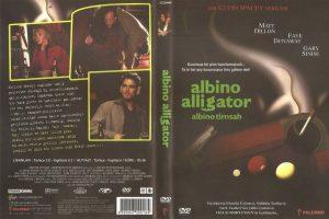 Albino Alligator (Albino Timsah, 1996) DVD