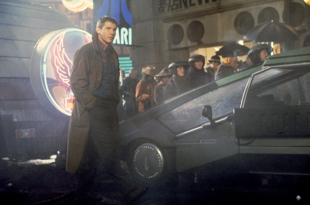 Harrison Ford - Blade Runner (1982)