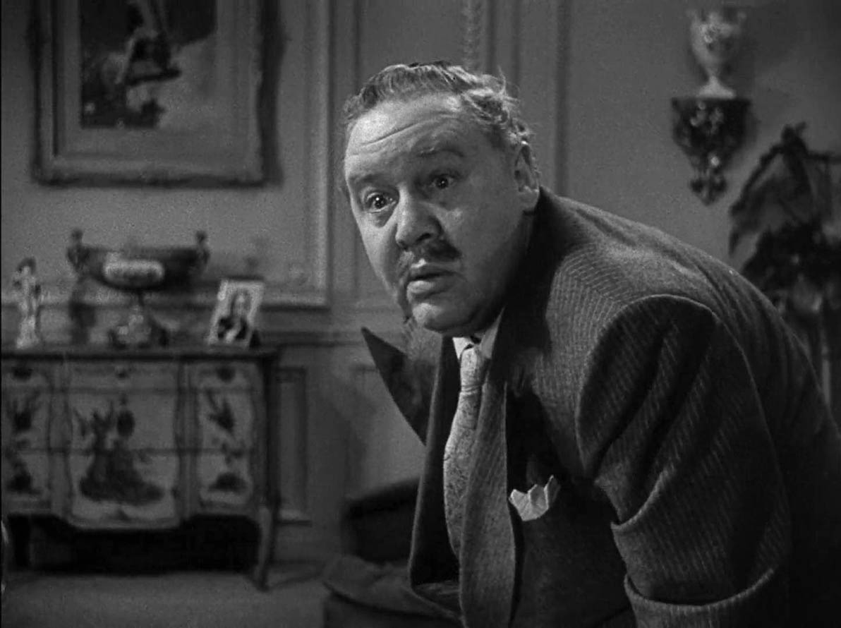 Charles Laughton -The Big Clock (1948)