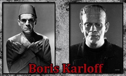 Boris Karloff -Frankenstein'ın Canavarı, Mumya
