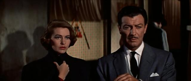 Cyd Charisse, Robert Taylor - Party Girl (1958)