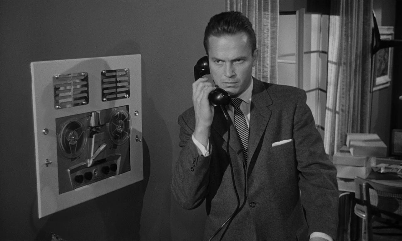 Ralph Meeker - Kiss Me Deadly (1955)