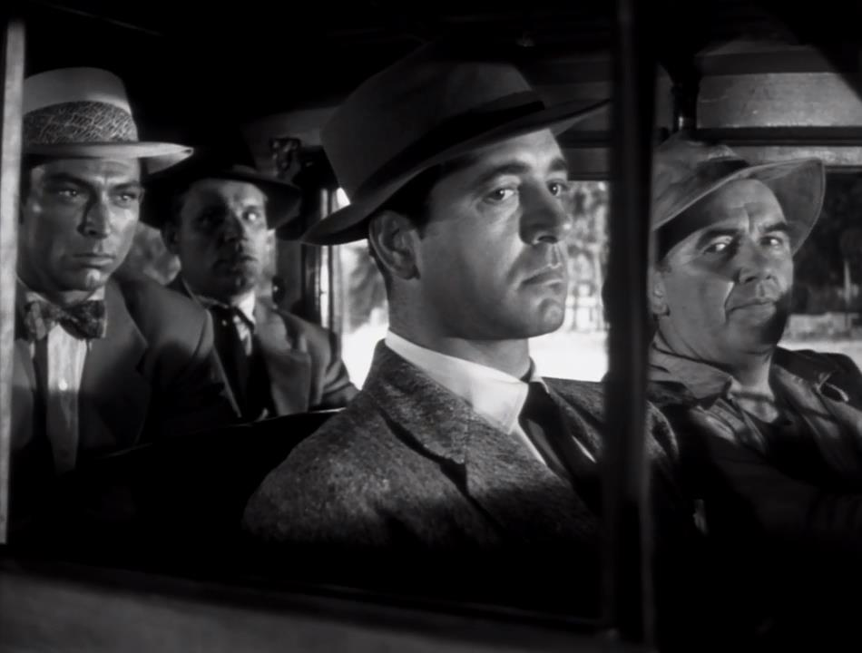 John Payne, Preston Foster, Lee Van Cleef, Neville Brand - Kansas City Confidential (1952)