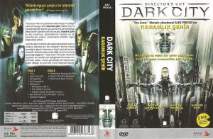 Dark City (Gizemli Şehir / Karanlık Şehir, 1998) DVD