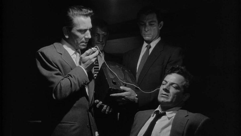 Cornel Wilde, Richard Conte, Lee Van Cleef, Earl Holliman The Big Combo (1955)