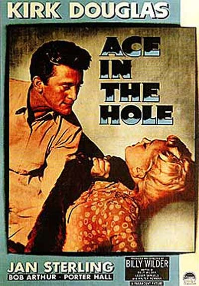 The Big Carnival / Ace in the Hole (1951)