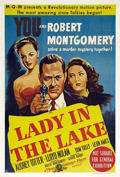 Lady in the Lake (1947)