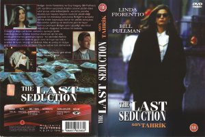 The Last Seduction / Son Tahrik (1994) DVD