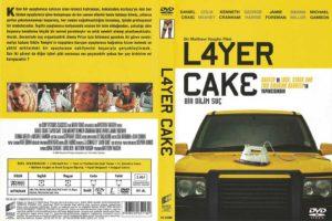Layer Cake (L4yer Cake, Bir Dilim Suç, 2004) DVD