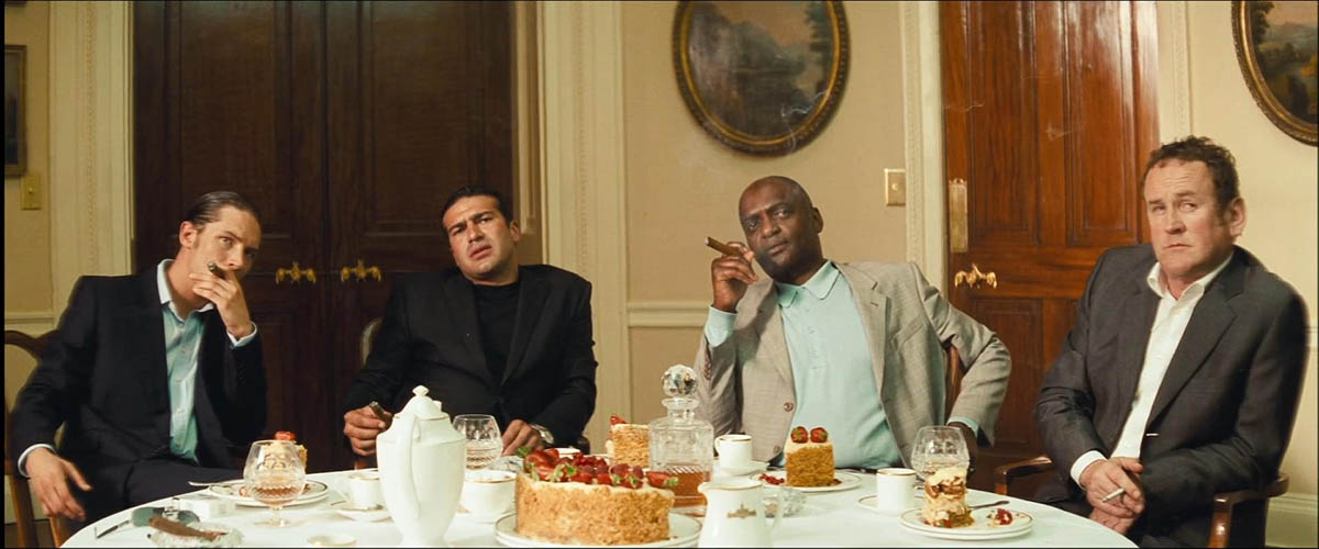 Tom Hardy, Tamer Hassan, George Harris, Colm Meaney - Layer Cake (2004)