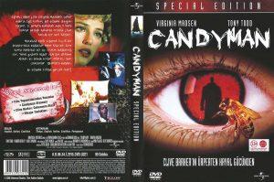 Candyman (Şeker Adam, 1992) DVD