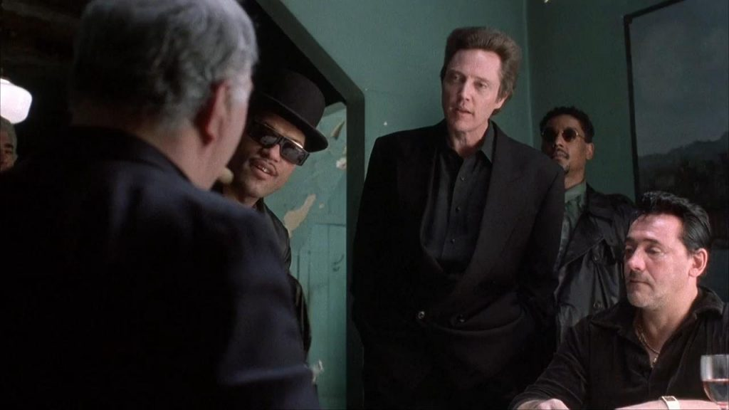 Laurence Fishburne, Christopher Walken - King of New York (1990)