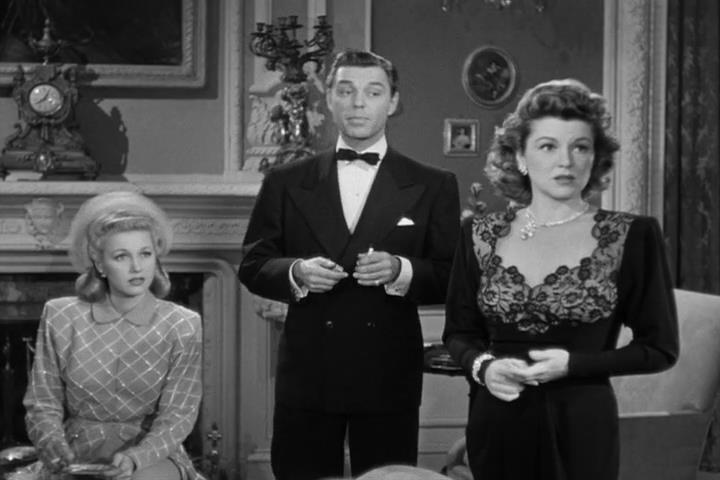 Audrey Long, Phillip Terry, Claire Trevor - Born to Kill (1947)