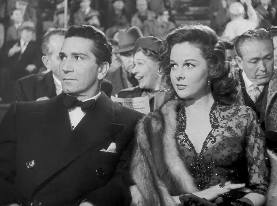 Richard Conte, Susan Hayward - House of Strangers (1949)