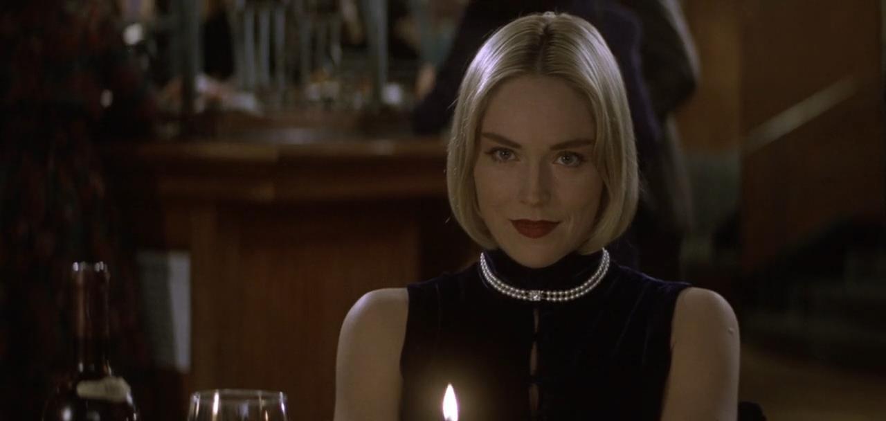 Sharon Stone -  Sliver (1993)