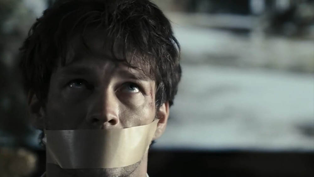 Stephen Moyer - Restraint (2008)