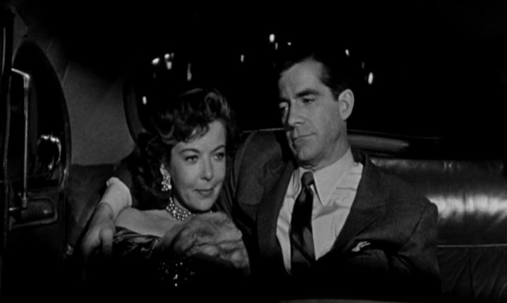 Ida Lupino, Dana Andrews - While the City Sleeps (1956)