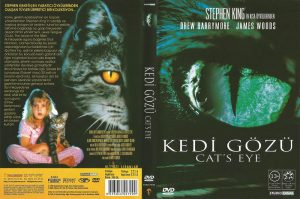 Cat's Eye (Kedi Gözü, 1985) DVD