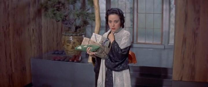 Shirley Yamaguchi - House of Bamboo (1955)