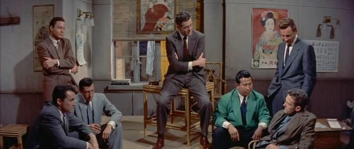 Robert Ryan - House of Bamboo (1955)