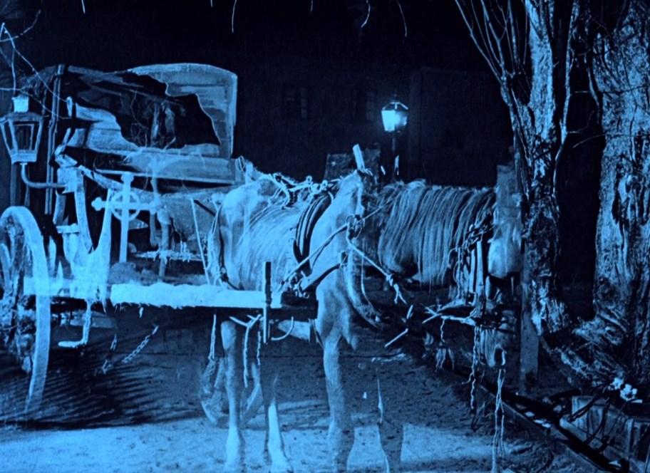 Körkarlen - The Phantom Carriage (1921)