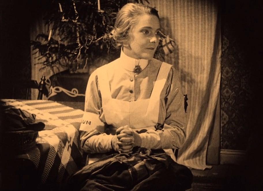 Astrid Holm - Körkarlen / The Phantom Carriage, 1921