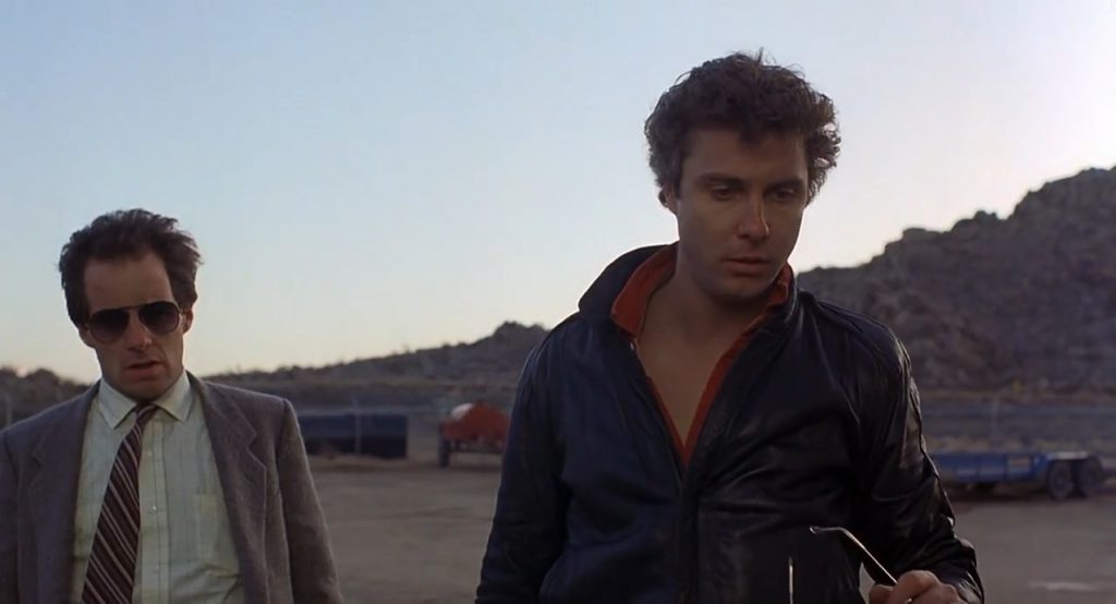 John Pankow, William Petersen - To Live and Die in L A. (1985)