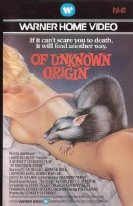 Of Unknown Origin (1983)