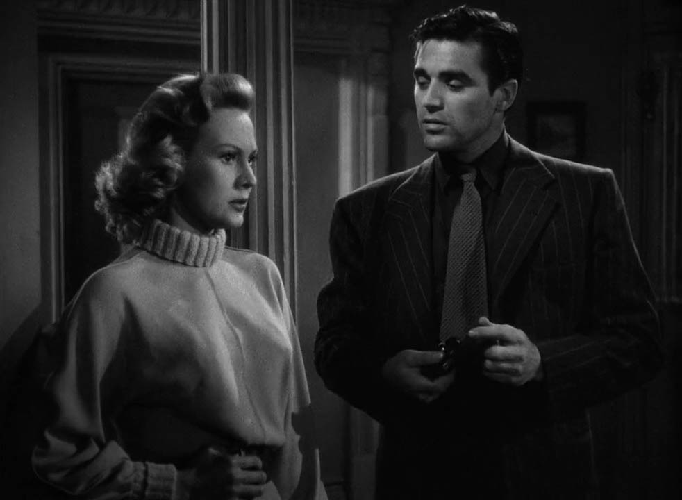 Virginia Mayo, Steve Cochran - White Heat (1949)
