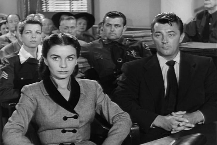 Jean Simmons, Robert Mitchum - Angel Face (1952)