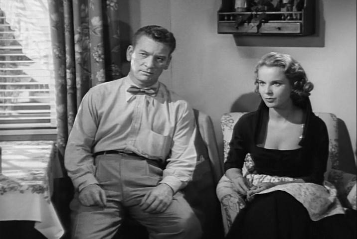 Kenneth Tobey, Mona Freeman - Angel Face (1952)