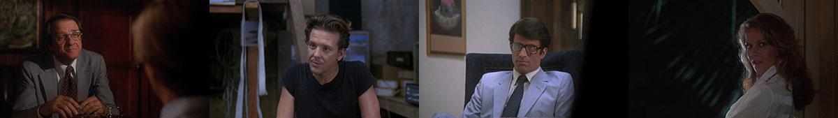 Richard Crenna, Mickey Rourke, Ted Danson, Kim Zimmer - Body Heat (1981)
