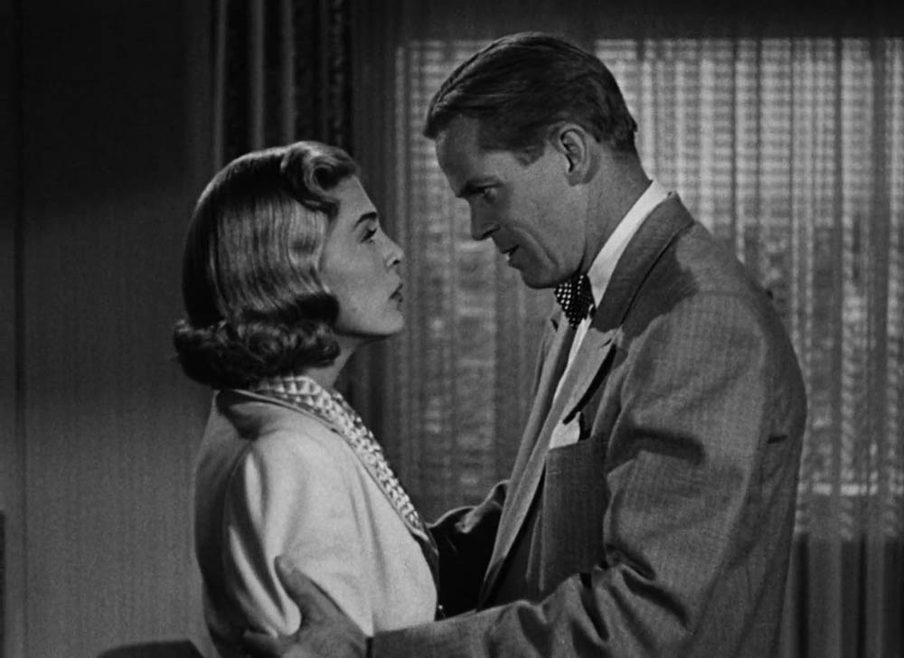 Lizabeth Scott, Dan Duryea - Too Late for Tears (1949)
