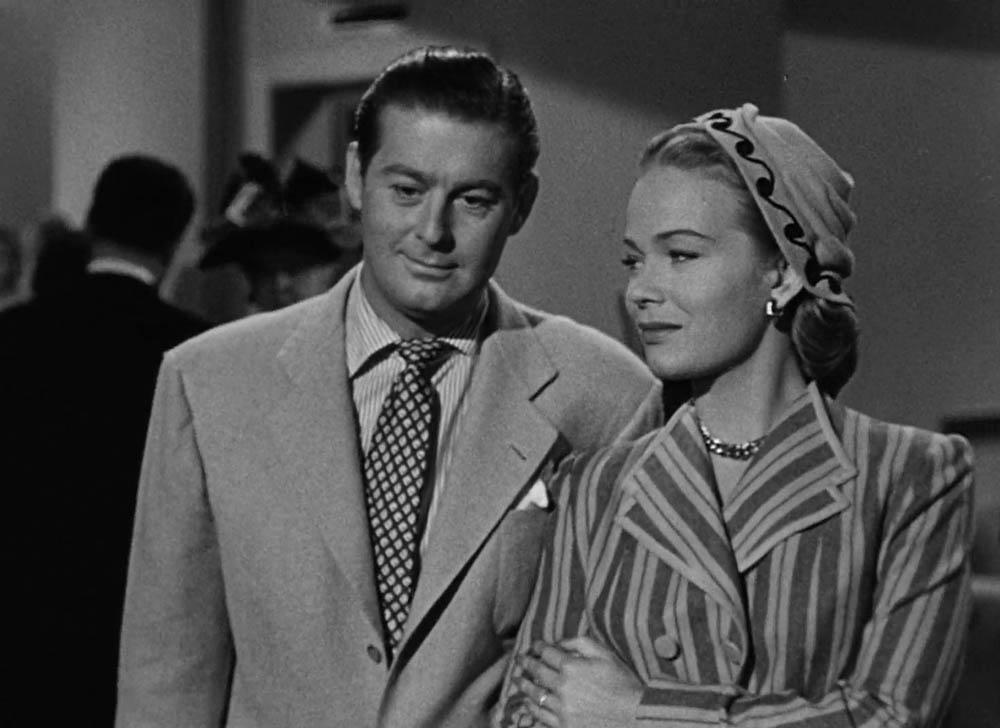 Don DeFore, Kristine Miller - Too Late for Tears (1949)