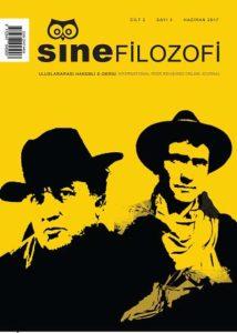 SineFilozofi 2. Cilt 3. Sayı (Haziran - Kasım)