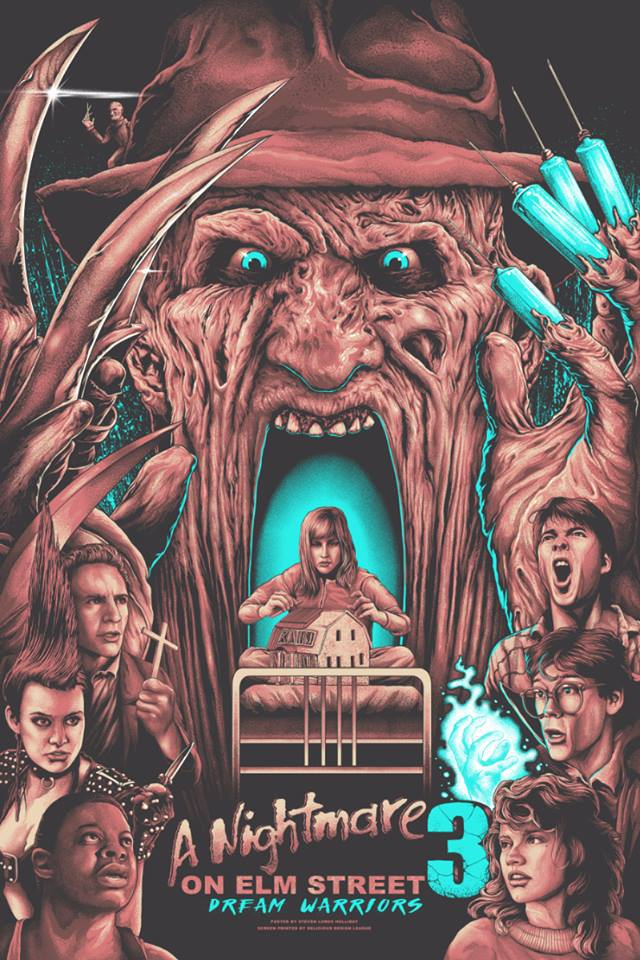 A Nightmare on Elm Street 3 Dream Warriors (1987)