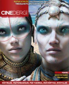 Cinedergi 105. Sayı (Temmuz - Ağustos)