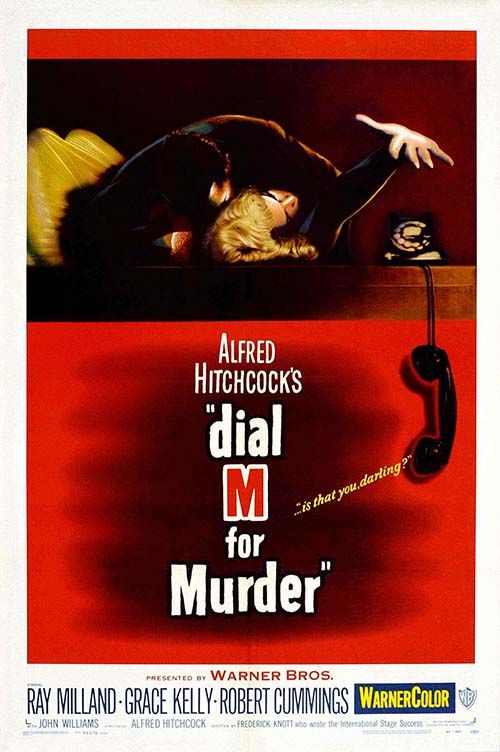 Dial M for Murder (1954)