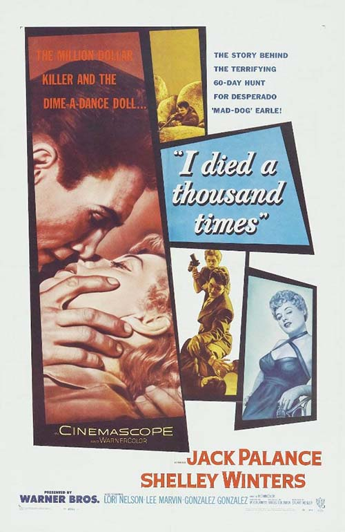 I Died a Thousand Times (1955)