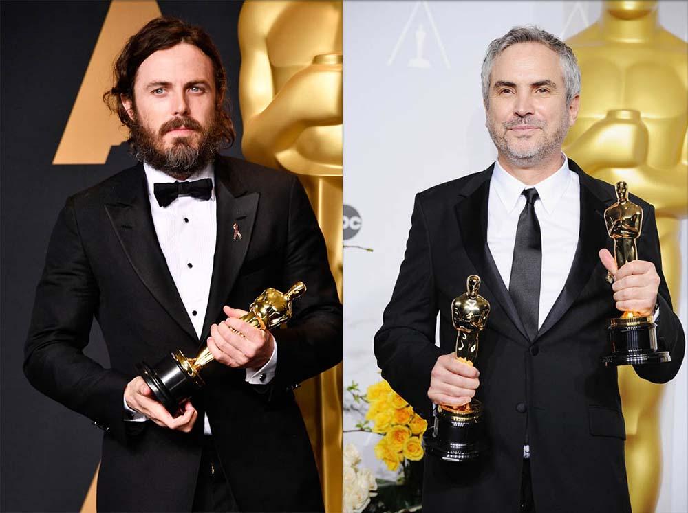 Casey Affleck, Alfonso Cuarón