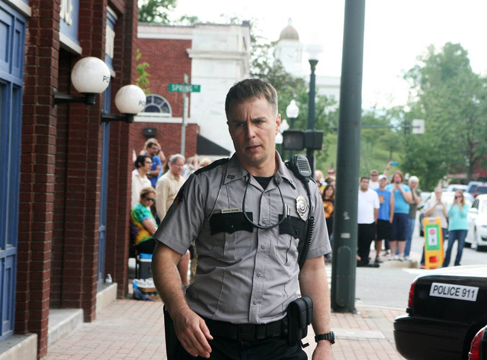 Sam Rockwell - Three Billboards Outside Ebbing, Missouri (2017)