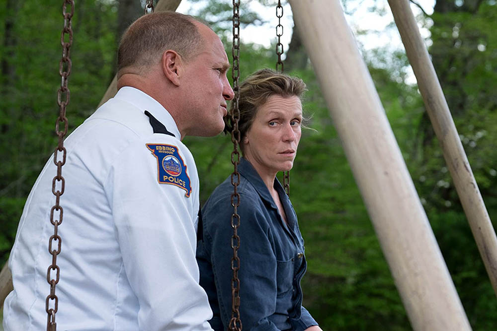 Woody Harrelson, Frances McDormand - Three Billboards Outside Ebbing, Missouri (2017)