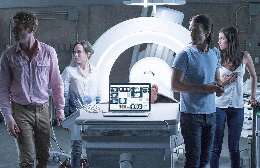 James Norton, Ellen Page, Diego Luna, Nina Dobrev - Flatliners (2017)